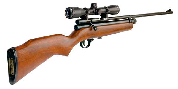 CO2 air rifle