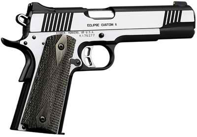 10mm pistol product image: The Kimber Eclipse Custom 2
