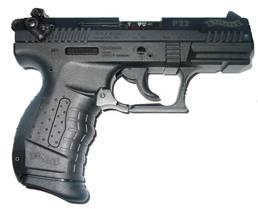 best 22 pistol featuring 11 lb trigger pull for double action. 4 lb trigger pull for single action