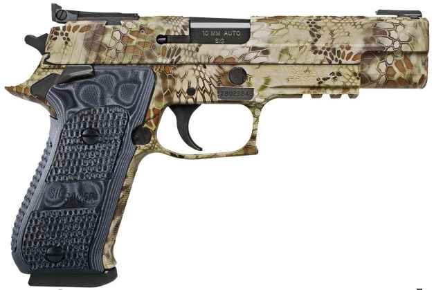 10mm pistol product image: The_Sig_Sauer_P220_Hunter