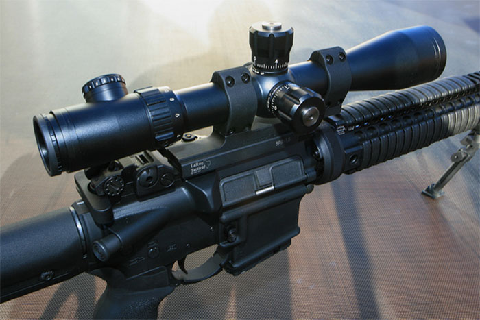 best ar-15 optics scopes