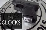 Glock pistol glock 26 vs 43