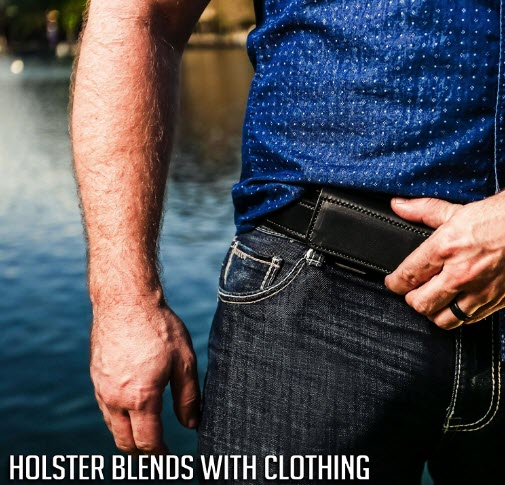 materials urban carry holster review