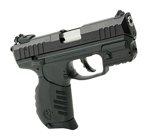 best 22 pistol featuring distinct ambidextrous activation switch and adjustable for wind age and elevation