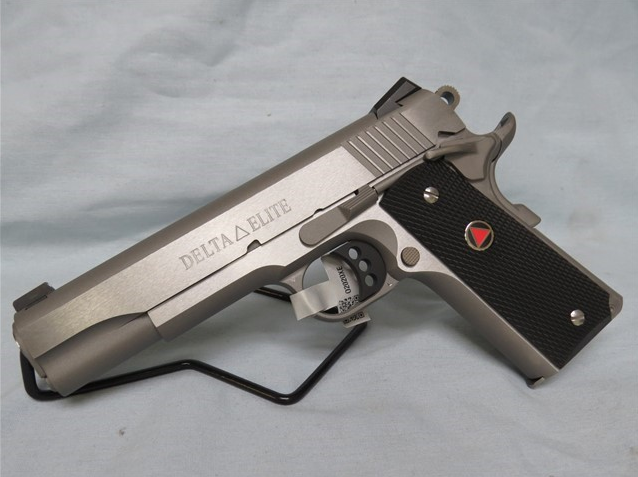 10mm pistol product image: Colt_10mm_Delta_Elite_Pistol