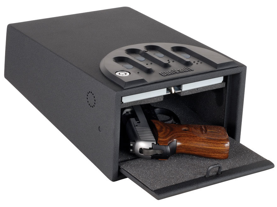 small gun safe