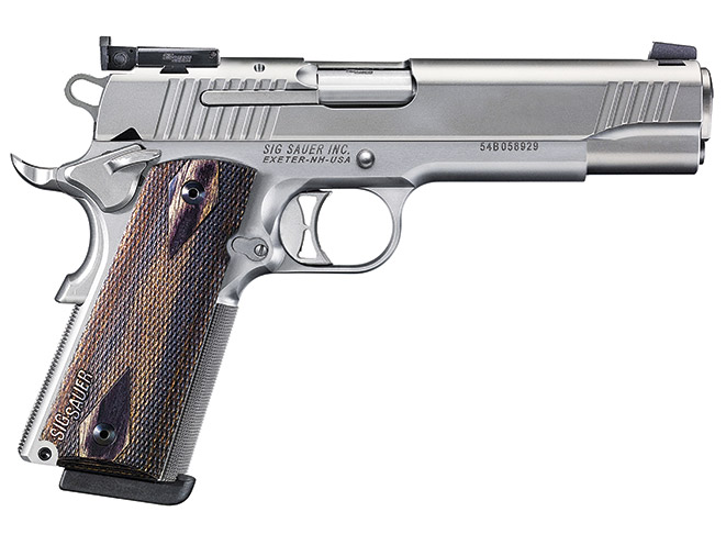 product photo of Sig Sauer 1911 Match Elite
