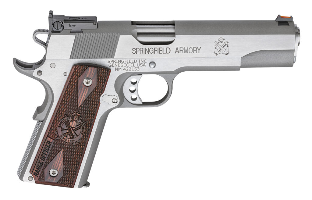 product photo of Springfield Armory Range Officer