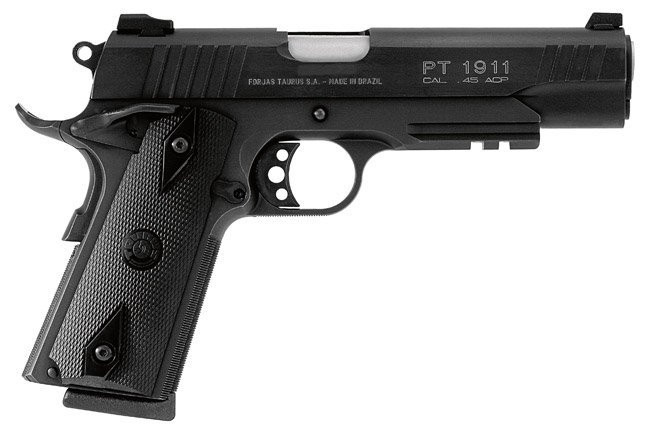 product photo of a pistol manufactured by Taurus USA