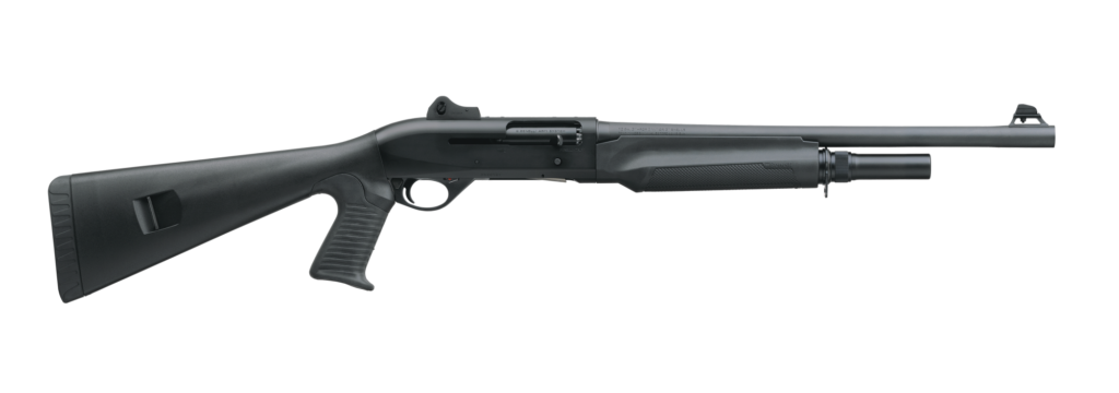 product photo of Benelli M2 Tactical semi-auto shotgun