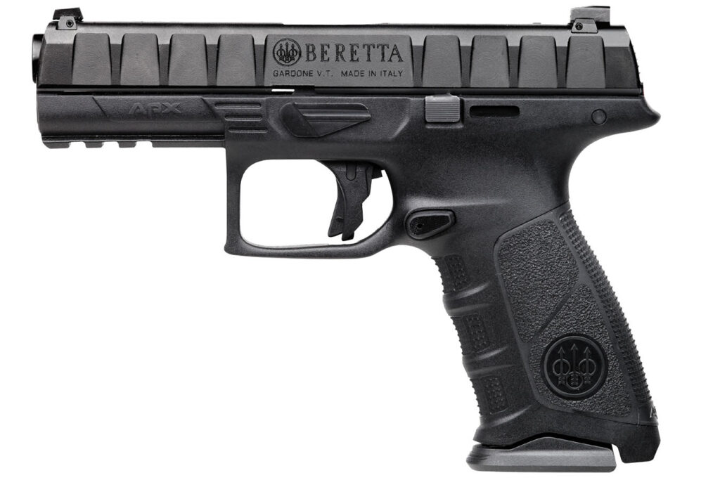 Beretta APX 9mm handgun