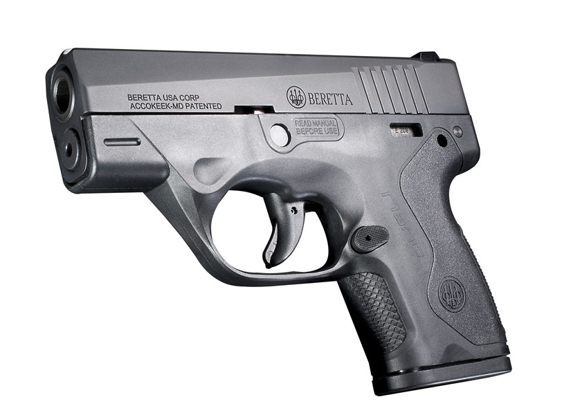 product photo of Beretta Nano handgun