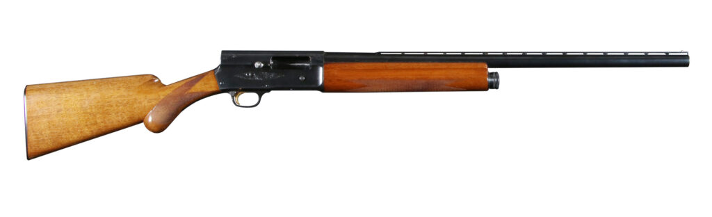 product photo of Browning A5 semi-auto shotgun
