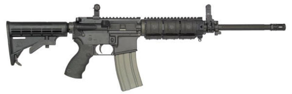 product photo of Bushmaster Modular AR-15 Rifle