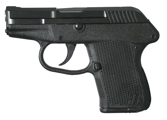 product photo of Kel-Tec P3AT handgun