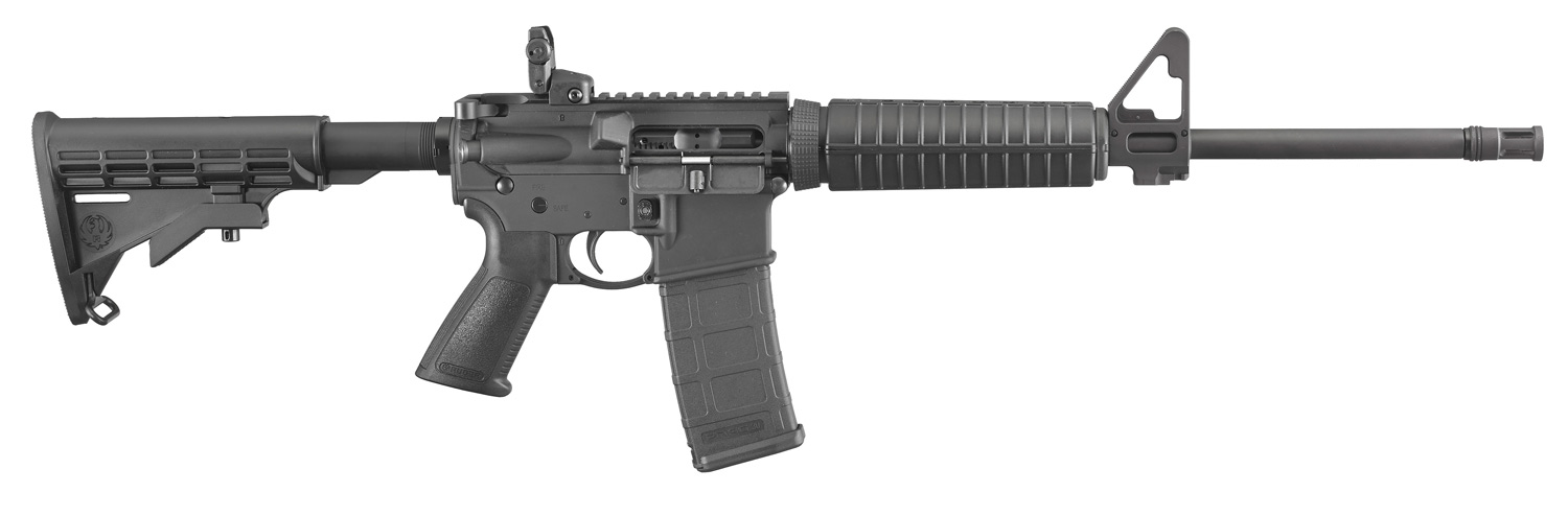product photo of Ruger SR-556 Carbine AR-15 rifle
