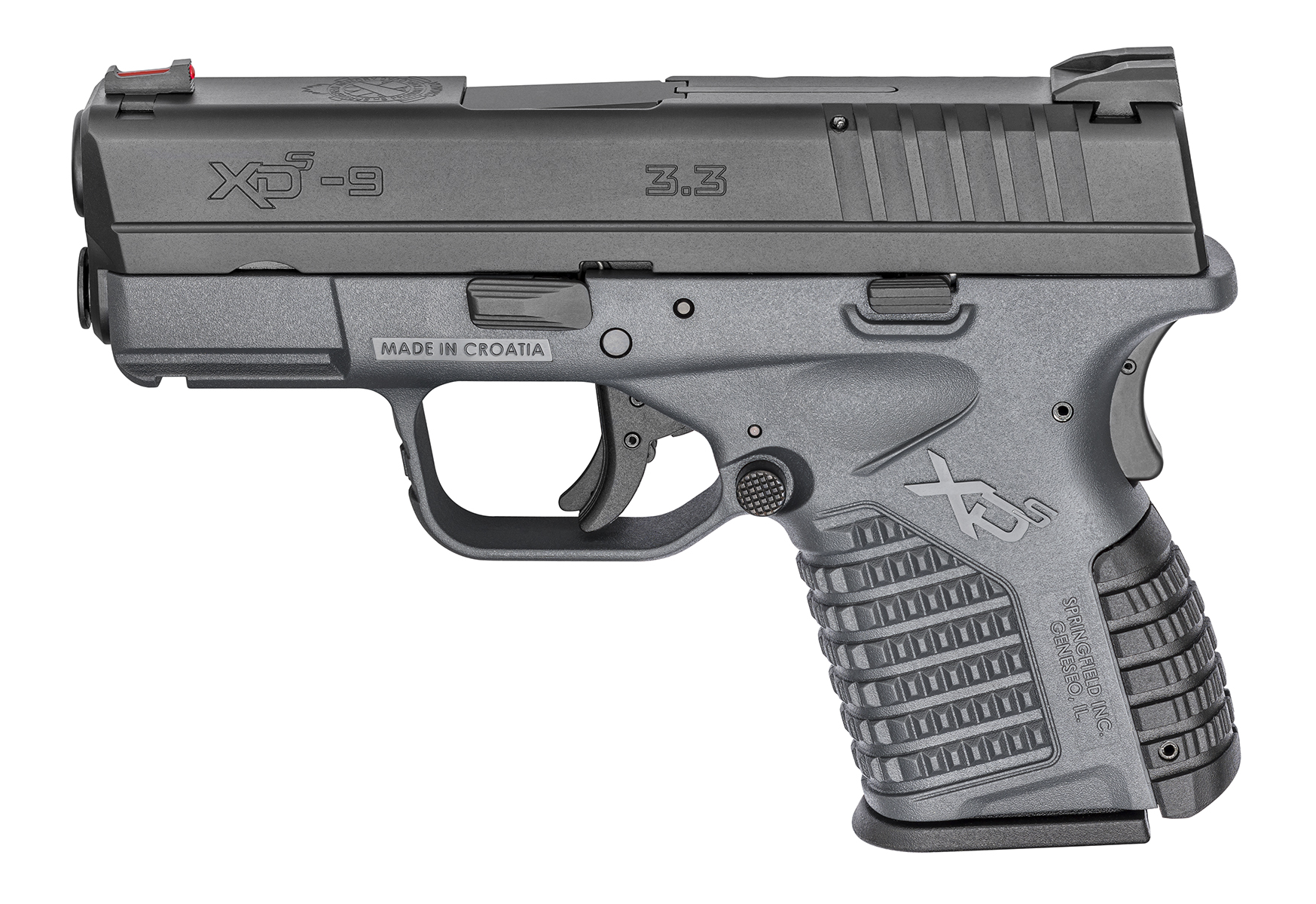 product photo of Springfield Armory XD-S handgun