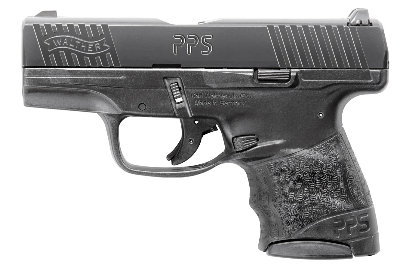 product photo of Walther PPS M2 handgun