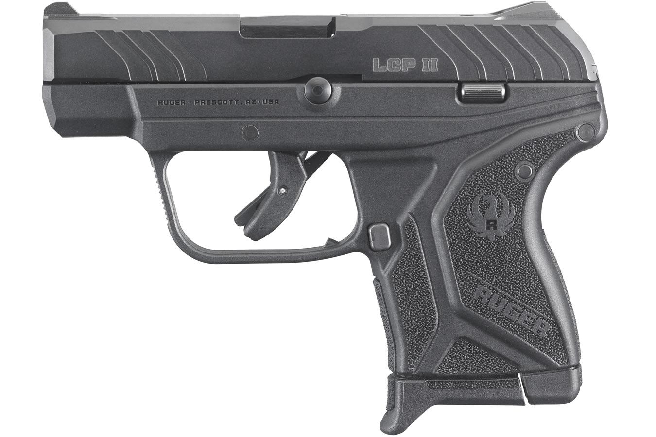 Ruger LCP II 380 pistol