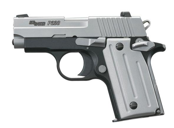 sig sauer P238 380 pistol